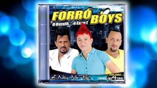 Forró Boys Vol 04 - 01 O Novo Som ( The New Sound )