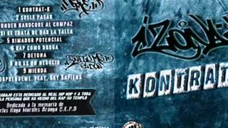Tema Promocional NUEVO ALBUM  zona 8 kontrat-k