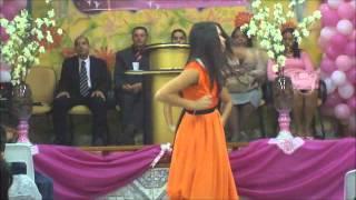 Ministério de dança- Adoração Plena - AMOR MAIOR JOTTA A