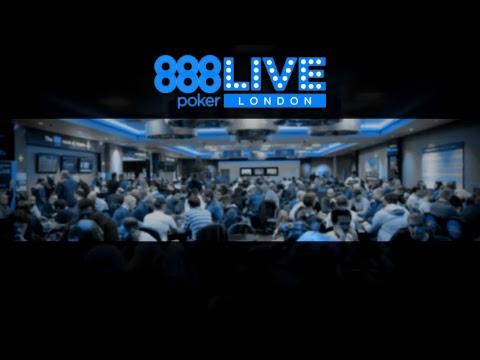 888poker LIVE London