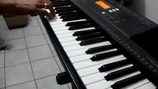 Jesus Filho de Deus Fernandinho (cover teclado)