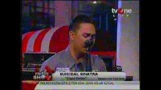 Suicidal Sinatra - Cupid Victim (Tiger Army Cover) @RadioShow_tvOne
