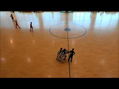 15/16 - 4ª Jornada - Camp. Distrital - Ap. Eq. Mais Regular - Sporting CP 5 x 2 URD Arranhó - JUN E