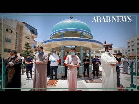 Mosques reopen in Amman as Jordan eases lockdown restrictions