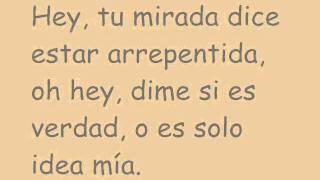 Enrique Iglesias - Ayer with lyrics