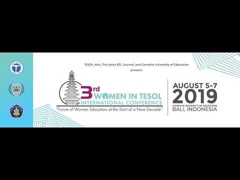 3rd Women in TESOL International Conference