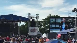 Danny Gokey - Celebrate Freedom 2017