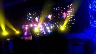 Cosmic Gate Live @ Echostage DC 7/3/13