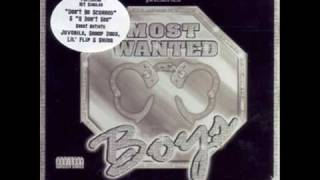 MOST WANTED BOYS [DOWN BAD]