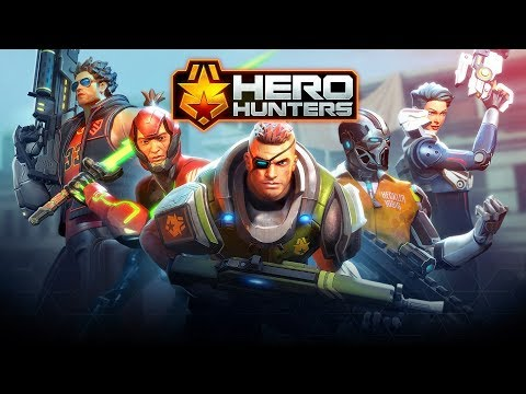 Hero Hunters Review (Prezentare joc pe Allview V3 Viper/ Joc Android, iOS)