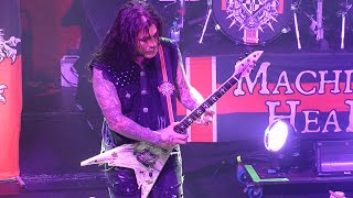 Machine Head - Bite the Bullet, Live at The Academy, Dublin Ireland, 19 Dec 2014