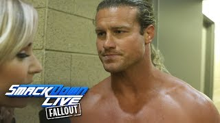 Dolph Ziggler is ready for an interview: SmackDown LIVE Fallout, Sept. 5, 2017