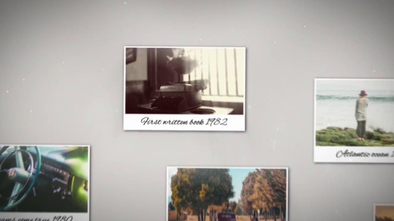 Photo Slideshow - Davinci Resolve Templates