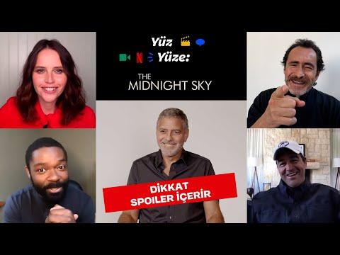 The Midnight Sky Oyuncularıyla Yüz Yüze | Netflix