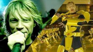 """Larger Than My Life"" Bon Jovi (featuring Backstreet Boys) Mashup"