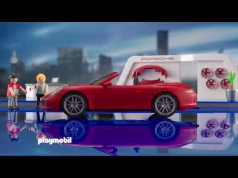 PLAYMOBIL – Porsche 911 Carrera S (português)