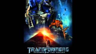 Transformers 2  Soundtrack - The Used  Burning Down The House