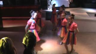 DS TRIUMFS - Sporta deju grupa MAGIC GIRLS - festivālā CROWN TALENT 2014, Klaipeda, Lietuva