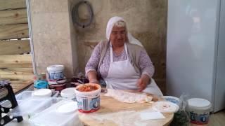 COSTUMBRES DE TURQUÍA (2): Gözleme - Crepe turco