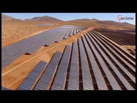 Nueva planta fotovoltaica de ACCIONA Energía en México