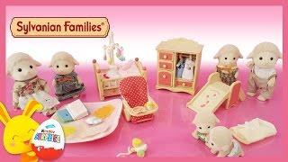 Sylvanian Families - Jouets - La Chambre des bébés