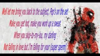 Deadpool - Shoop Lyrics with download HD