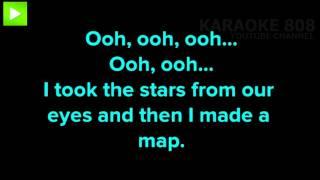 Cosmic Love ~ Florence + The Machine Karaoke Version ~ Karaoke 808
