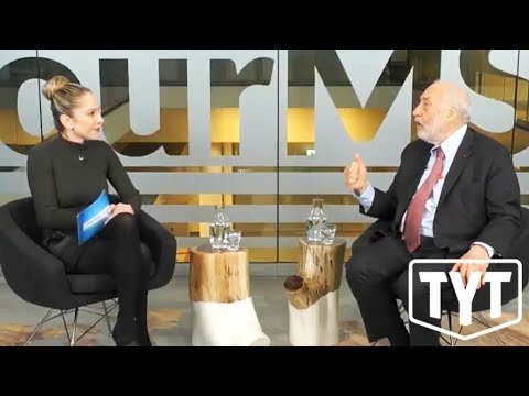 Joseph Stiglitz Interview with Ana Kasparian