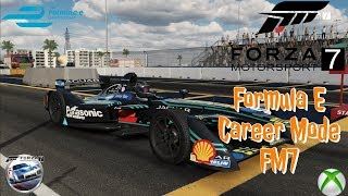 Forza Motorsport 7 [LiveStream] Picking Up Where I Left Off Formula E