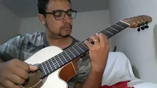Violão Rozini 7 cordas premium (teste)
