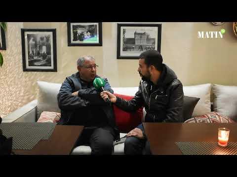 """Video : Aziz El Amri : """"Les noms de joueurs qu'on m'a proposé sont très intéressants"""""""