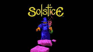 Title Screen - Solstice