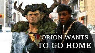 Orion Returns to Athel Loren - And so begins War of the Beard II