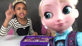 Doc McStuffins Pretend Play Check Up Shot Silly Surgery Operation Game for Kids Toys Family Review