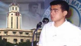 Isko Moreno's Privilege Speech