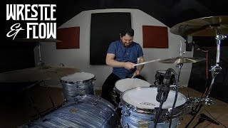 Wrestle and Flow - Kane - Brooks Farris Drum Cover