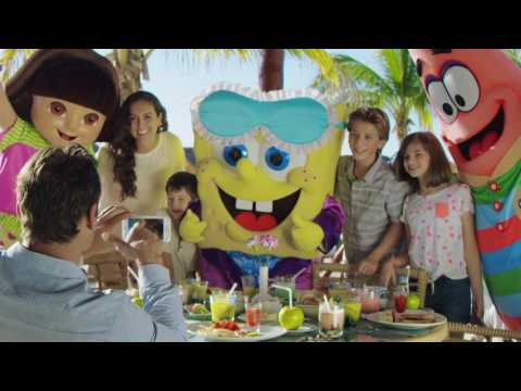 Nickelodeon Hotels & Resorts Punta Cana is the Ultimate Inclusive Family Getaway!