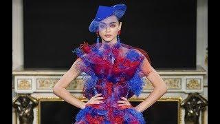 ARMANI PRIVE  Haute Couture Spring 2019 Paris - Fashion Channel