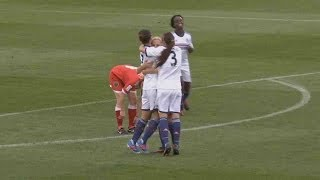BRISTOL ACADEMY VS CHELSEA 0-2: Goals and highlights from the FAWSL