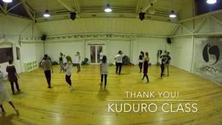 Kuduro Class at JazzyDanceStudios Portugal