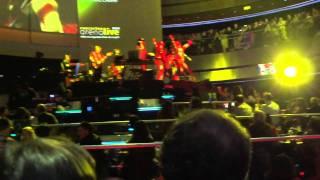 Pedro Abrunhosa no Casino de Lisboa (Pontes entre nós)  28-11-011