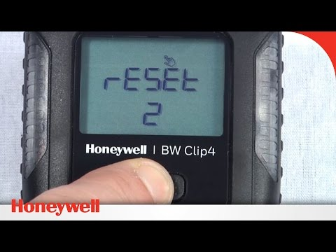 BW Clip4 Reset Peak Readings