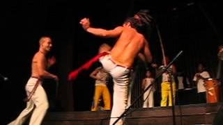 Capoeira Vulcao Napoli Live TAM 2006 parte 6