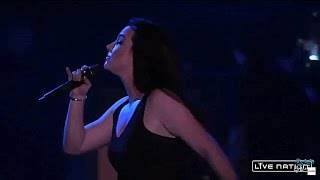 Evanescence - Take Cover (Legendado) @LiveNationTV