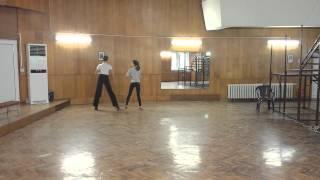 Спортни танци Кати и Делян.