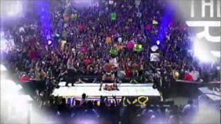 The Rock 2011 Titantron With 1999 Theme