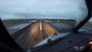 Full Power Short Takeoff - Empty Boeing 737-800