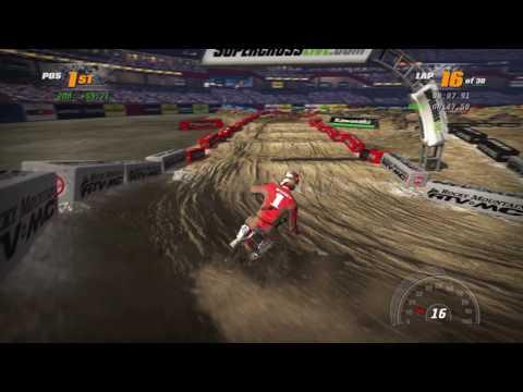 30 Lap Marathon: Toronto Replica - MX vs. ATV Supercross Encore (650cc)