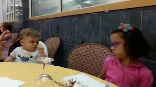 Birbe a tavola