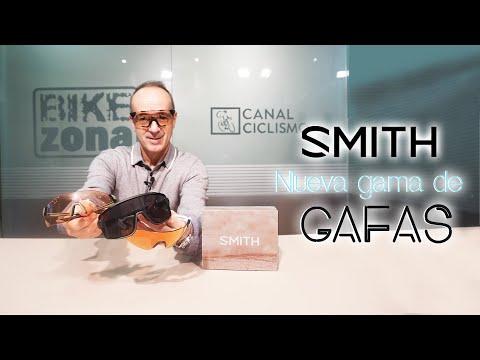 Nueva gama de gafas para ciclismo SMITH